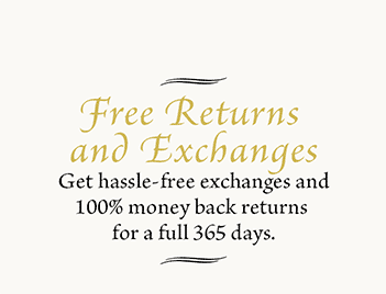 Free returns and exchanges on all our Islamic wall art